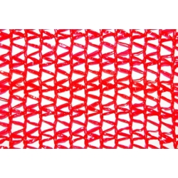 Tela Vermelha e Cinza (Chromatinet/Leno)