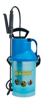 Pulverizador Costal de Compressão Prévia Berry 7 Litros Matabi (81847) - Canal Agrícola