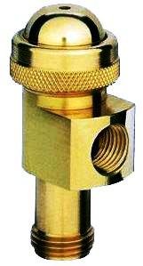 Válvula de Retenção de Diafragma ChemSaver TeeJet (6135A) - Canal Agrícola