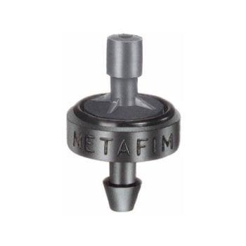 Botão Gotejador Autocompensado 8 L/h para Tubo Liso - Netafim (125224007) - Kit com 100 unidades