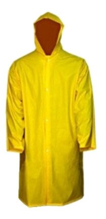 Capa PVC com Forro Amarelo Plastcor (515006013)- Canal Agrícola