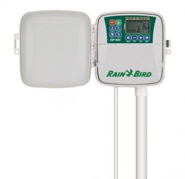 Temporizador para Irrigação Ambiente Externo 6 Estações ESP RZX Rain Bird (F453x6) - Canal Agrícola