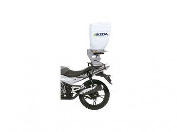 Semeadora para Motos MS-60 Ikeda - Canal Agrícola