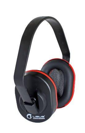 Protetor Auricular Tipo Concha com Haste Inteira 18DB Alternative Libus (501002015) - Canal Agrícola