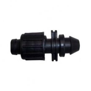Conector Inicial Rosca PE x 16mm para Fita Gotejadora