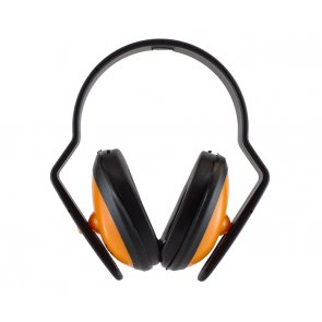 Protetor Auricular Tipo Concha com Haste Inteira 16DB SPR Tecmater (501002001) - Canal Agrícola