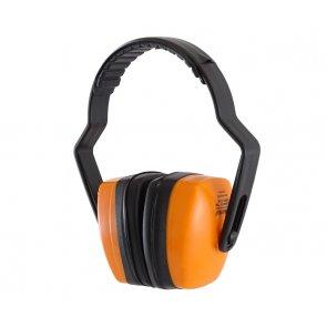 Protetor Auricular Tipo Concha com Haste Inteira 24DB ARS Tecmater (501002003) - Canal Agrícola