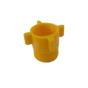 Adaptador Plastico para LA-1 JC Yamaho (88121A) - Canal Agrícola