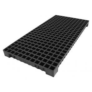 Bandeja Plástica Rígida para Mudas JKS 288 Células de 11ml (905.010.090) - Canal Agrícola