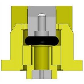 Bico de Pulverização Magnojet BD110025 Lilás (M017/1) - Kit com 6 unidades