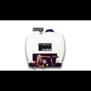 Pulverizador Elétrico Micron Combat Básico 200 Litros Bomba 2088 (12,5 l/min) com Agitador Mecânico e Regulador de Pressão (CBT20BM1)