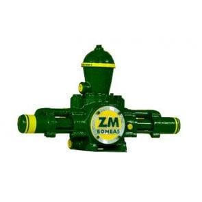 Bomba para Roda D'água com Capacidade de 2.600 à 13.000 L/dia e 130 à 190m de Altura ZM 44 (5060102) - Canal Agrícola