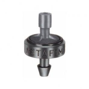 Botão Gotejador Autocompensado 4 L/h para Tubo Liso - Netafim (125224005) - Kit com 100 unidades