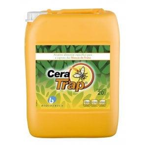 Atrativo Alimentar para Moscas das Frutas Cera Trap 20 litros - Canal Agrícola