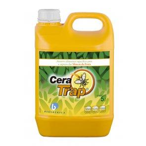 Atrativo Alimentar para Moscas das Frutas Cera Trap 5 litros - Canal Agrícola