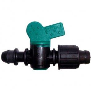 Conector Inicial Registro Rosca PE x 16mm Irritec