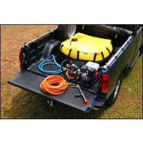 Conjunto Pulverizador para Pick-ups e Caminhonetes 250 L Guarany (0446.20.00) - Canal Agrícola