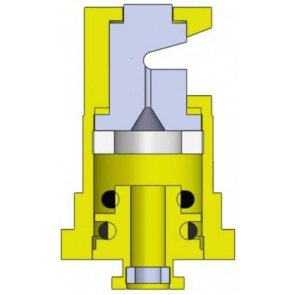 Bico de Pulverização Magnojet TK MDC 075 Verde - Cerâmico (M065)