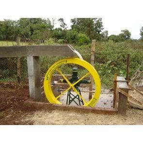 Bomba para Roda D'água com Capacidade de 3.600 à 26.600 L/dia e 140 à 200m de Altura ZM 51 (5060103)