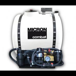 Pulverizador Elétrico Micron Combat EX de 300 Litros (Tanque Não Térmico) com Bomba 5059 (20 l/min) Agitador Hidráulico e Regulador de Pressão (CBT31EX5)