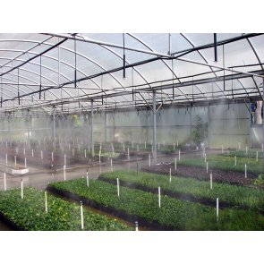 Nebulizador para Irrigação Fogger Vazão 6,05 l/h com Anti-gotas Senninger - Canal Agrícola