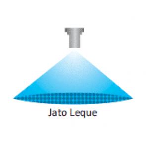 Bico de Pulverização Cerâmico KGF Leque Baixa Deriva LBD11006 - Cinza - Cerâmico (LBD110-06)