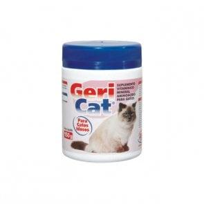 Vitamina para Gatos Idosos Geri Cat Alivet Pote 150g - Canal Agrícola