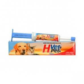 Vitamina para Cães e Gatos H.Vet. Pet Alivet Seringa 14g - Canal Agrícola