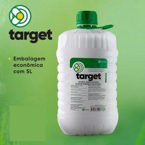 Atrativo Orgânico para Controle Biológico de Moscas Domésticas, Varejeiras e do Estábulo - Target - 5 Litros