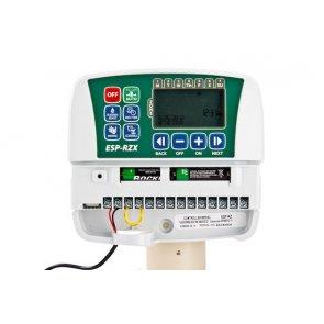 Temporizador para Irrigação Ambiente Externo 8 Estações ESP RZX Rain Bird (F453)