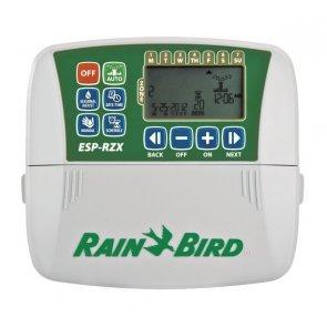 Temporizador para Irrigação Ambiente Interno 6 Estações ESP RZX Rain Bird (F452x6) - Canal Agrícola