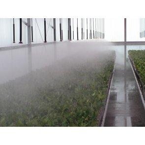 Nebulizador para Irrigação Mister Invertido com Anti-gotas e Rosca Macho NPT 1/2
