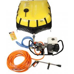 Conjunto Pulverizador para Pick-ups e Caminhonetes 250 L Guarany (0446.20.00)
