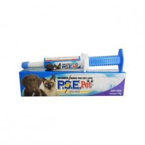 Vitamina para Cães e Gatos P.S.E. Pet Alivet Seringa 14g - Canal Agrícola