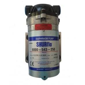Bomba Centrifuga Elétrica Shurflo 12V Hypro (S801B250)  - Canal Agricola