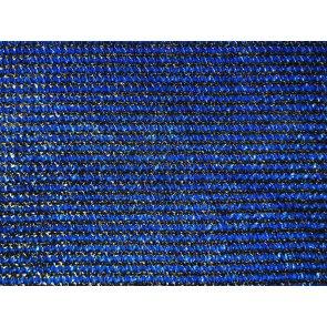 Tela para Sombreamento de Garagens e Estacionamentos Sombra Premium Azul/Preta Ginegar - Canal Agrícola