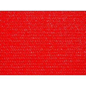 Tela para Sombreamento de Garagens e Estacionamentos Sombra Premium Vermelha Ginegar - Canal Agrícola