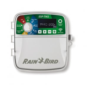 Temporizador para Irrigação Interno/Externo 4 Estações ESP-TM2 Rain Bird