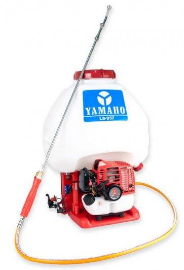 Pulverizador Costal Motorizado à Gasolina LS-937 Yamaho 25 Litros (37000) - Canal Agrícola
