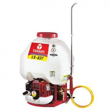 Pulverizador Costal Motorizado à Gasolina LS-837 Yamaho 25 Litros - Canal Agrícola