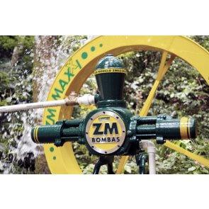 Bomba para Roda D'água com Capacidade de 6.300 à 43.300L/dia e 100 à 150m de Altura ZM 63 (5060104)