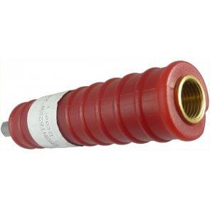 Haste para Pulverizador 60cm em Latão Cromado KG-60 Yamaho (88500)
