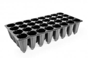 Bandeja Plástica para Mudas 32 células de 187,5ml Nutriplan - Canal Agrícola