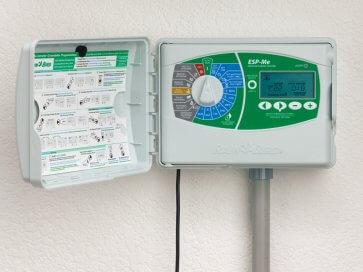 Temporizador para Irrigação Modular até 22 Estações Ambiente Externo com 4 Estações ESP-4ME (F384xx)