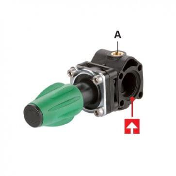 Válvula Reguladora Manual com Membrana NRG 680 20 bar Geoline - Canal Agrícola