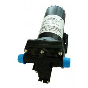 Bomba Centrifuga Elétrica Shurflo STD 5059 12v Viton - Canal Agrícola