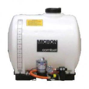 Pulverizador Micron Combat Básico 100 Litros Bomba 5904 com Regulador de Pressão (CBT10BA5) - Canal Agrícola