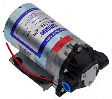 Bomba Hidráulica com Válvula de Retenção Interna (Bypass) e Diafragma SHURFLO 8000-543-250