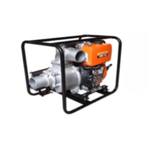 Motobomba VMB 40D 406cc e 9HP com Partida Manual Diesel Vulcan (56938) - Canal Agricola