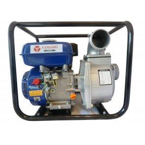 Motobomba Gasolina Motor 4 Tempos 6,5 CV Yamaho (YH30-C) - Canal Agrícola